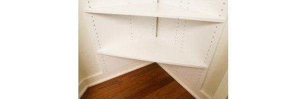 build tv corner shelf
