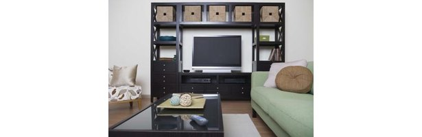 Homemade And Creative Entertainment Centers Ehow