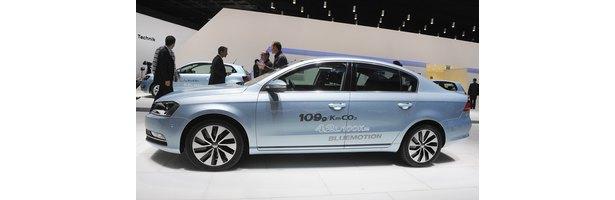 Passat от Volkswagen получит своего «гибрида»