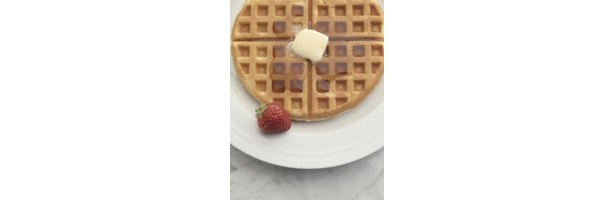 How to Make Waffle Batter Lighter & Crisper thumbnail