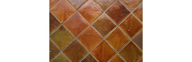 How Can I Get Rid of Bleach Stains on Unglazed Ceramic Tiles?  eHow
