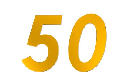 How to Make 50th Wedding Invitations thumbnail