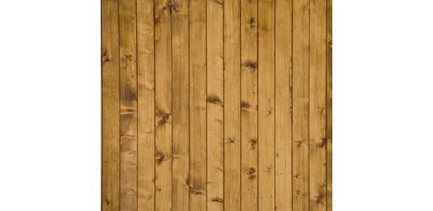 What to do with outdated wood paneled walls wood for Wood paneling for kitchen walls