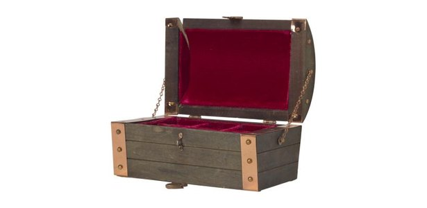 Bed Bath And Beyond Velvet Lined Jewelry Box