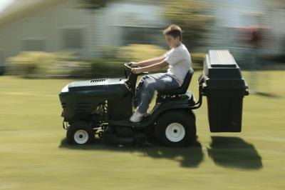 Yahoo! Answers - Making lawn mower faster?