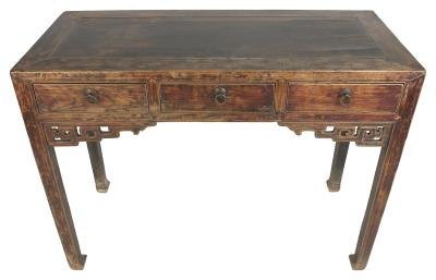 Wood Furniture on Antique Furniture Is Often Made Of Oak Wood