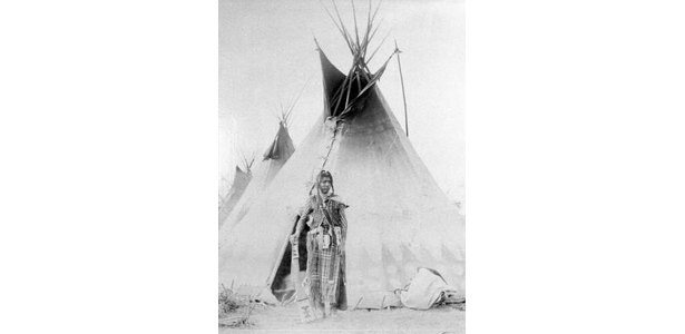 Native American Teepee Craft thumbnail