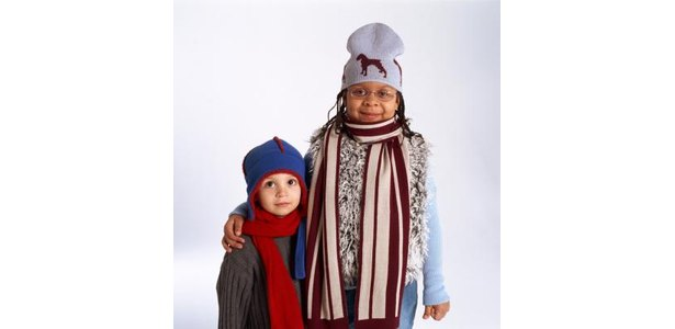 Cute Scarf Idea for Kids to Make  eHowcom Cute Scarves For Kids
