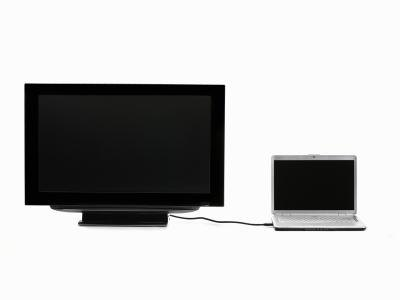 Television hook up