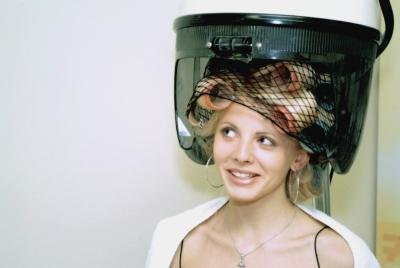 Dryers on How To Buy A Bonnet Hair Dryer   Ehow Com