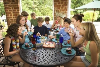 Fiestas de cumpleaños para adolescentes -