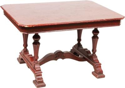 Colored dining tables - Restaining kitchen table ...