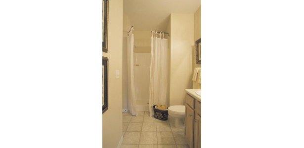 plastic shower curtain washing machine