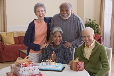 Senior adults love and need interaction with their peers in a fun and warm ...