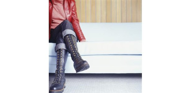 Lace-Up Boots Fashion Ideas thumbnail