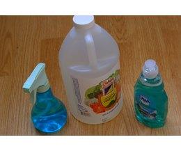 Spray Cat With Vinegar Fleas