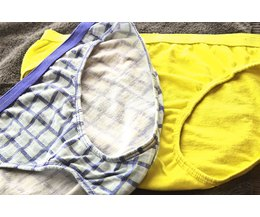 how to get dried blood stains out of underwear