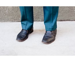 how to remove water stains on leather boots with pictures