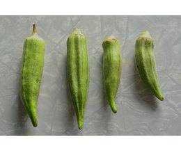 How To Freeze Okra Without Blanching With Pictures Ehow