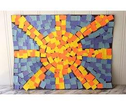 How to Make Roman Mosaics for Kids (Photo: Alison Needham/Demand Media ...