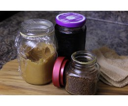 How to freeze food in glass jars ehow for Jardin glass jars