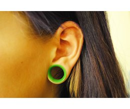 How To Put In Silicone Tunnels With Pictures Ehow