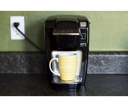 Keurig Coffee Maker Instructions For Cleaning : How to Clean a Keurig Coffee Machine (with Pictures) eHow