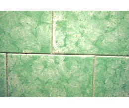 Can you paint ceramic wall tile with pictures ehow for Can you paint glass tile