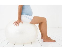 Video: How to Bounce on a Ball to Induce Labor | eHow