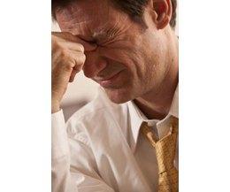 sinus pressure behind eyes