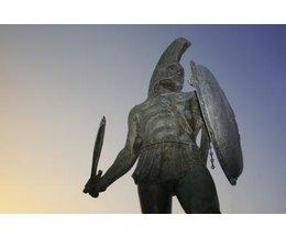 King Leonidas of Sparta.