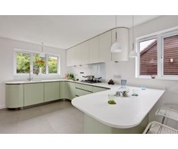 Quartz Vs Corian Countertops With Pictures Ehow