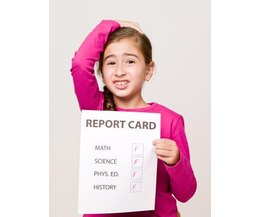 """causes of bad grades """"it helps to sit down and talk with your child to get an understanding of what's  going on and determine possible causes for the grade,"""" dr."""