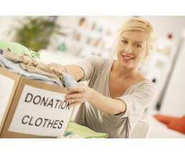 Donate clothes for working women
