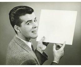 1950s black hairstyles : 1930s Men Facial Hairstyles