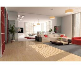 Cost of carpet vs laminate flooring with pictures ehow for Living room carpet cost