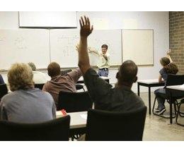 adult classroom activities