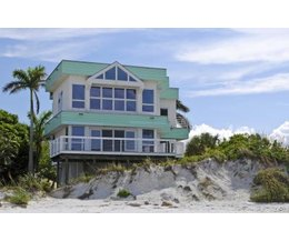 Beach House Colors Magnificent Of 2 Story Beach House with Deck Photos