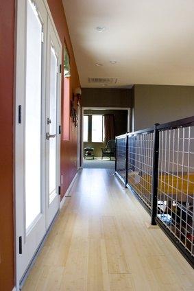 Ada wheelchair ramp requirements ehow for Handicap hallway width