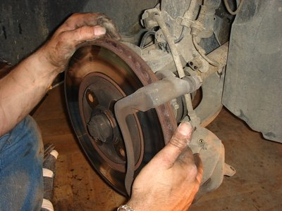 Step-by-Step Brake Pad Replacement
