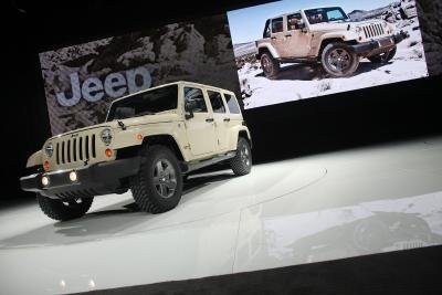 OEM Torque Specifications of a 2001 Jeep Wrangler