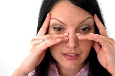 Massage Treatment for Sinus Pressure