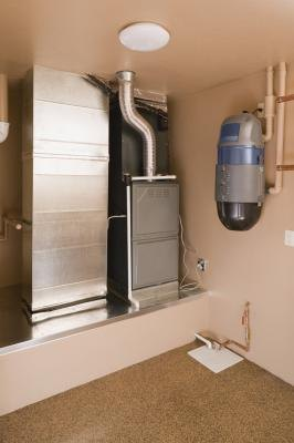 How To Clean Out Condensation In A Furnace Air