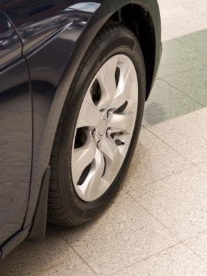 Why Do My Tires Rub Only at Higher Speeds?