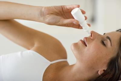 Homemade Sea Salt Nasal Spray
