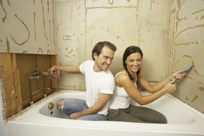 Green drywall vs plaster in bathrooms bathroom What sheetrock to use in bathroom