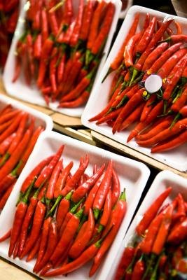 How to Neutralize Burning in Hot Peppers