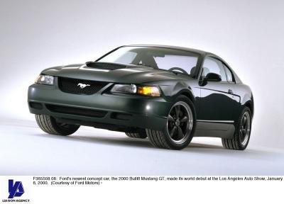 DIY Ford Mustang Brakes