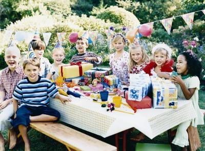 Plan your kid the best birthday party ever.(Digital Vision./Digital ...