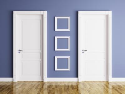 Standard door casing